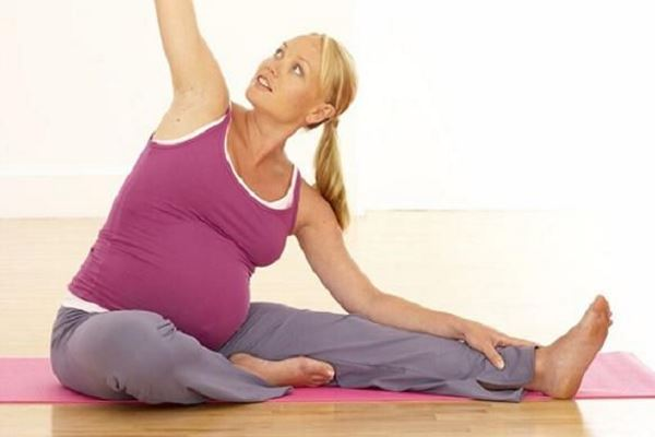 Спорт під час вагітності