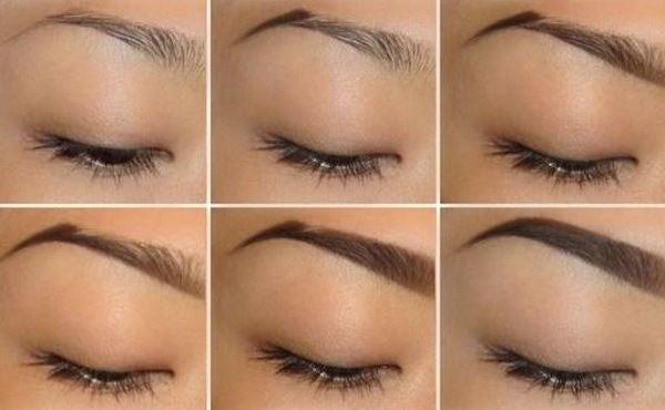 Идеальные брови: как сделать самой в домашних условиях с фото