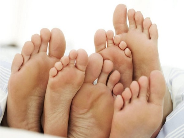 грибок стопи