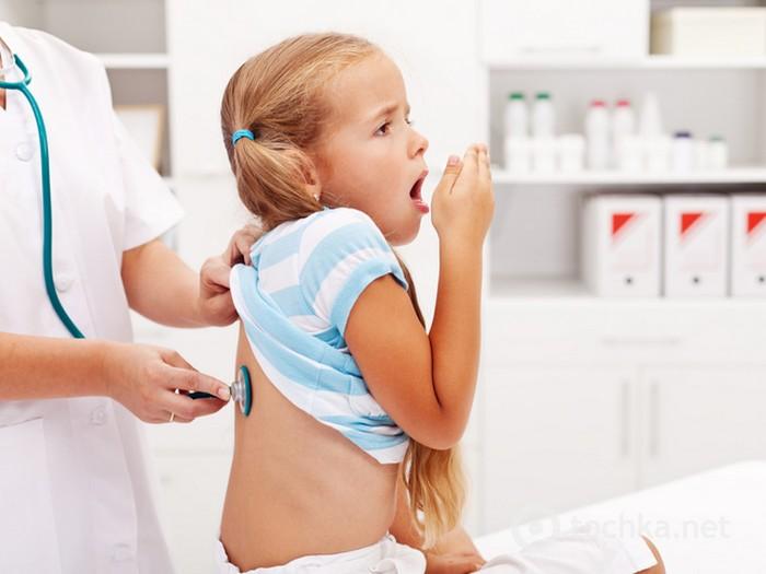 пневмонія у дітей