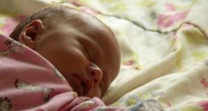 сон у новонародженого
