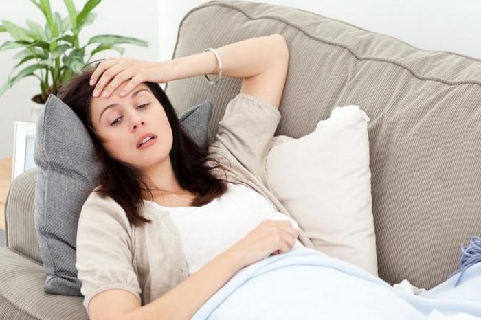 стрес у вагітних