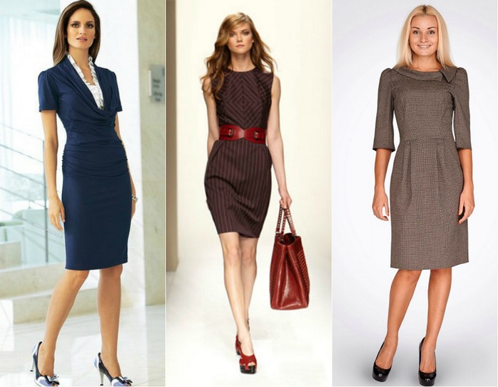 літні офісні плаття