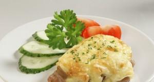 м'ясо по-французьки з картоплею