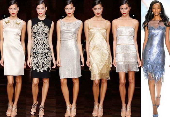 плаття з декором