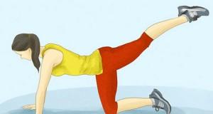 вправи для сідниць