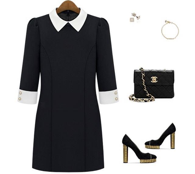 чорні плаття