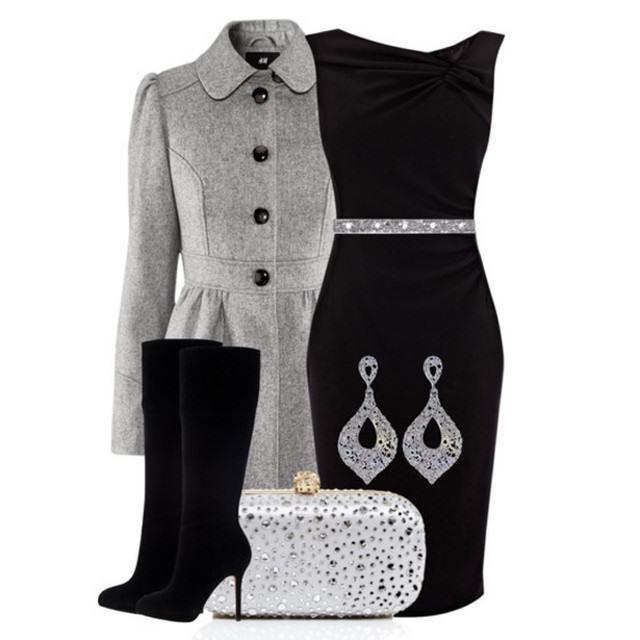 чорне плаття