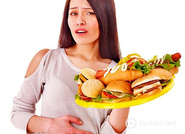 харчове отруєння