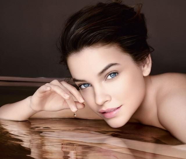 Естественный макияж глаз в стиле Nude