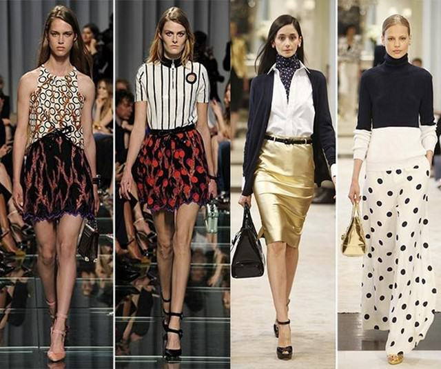 модні спідниці 2015