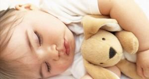 як відправити дитину спати