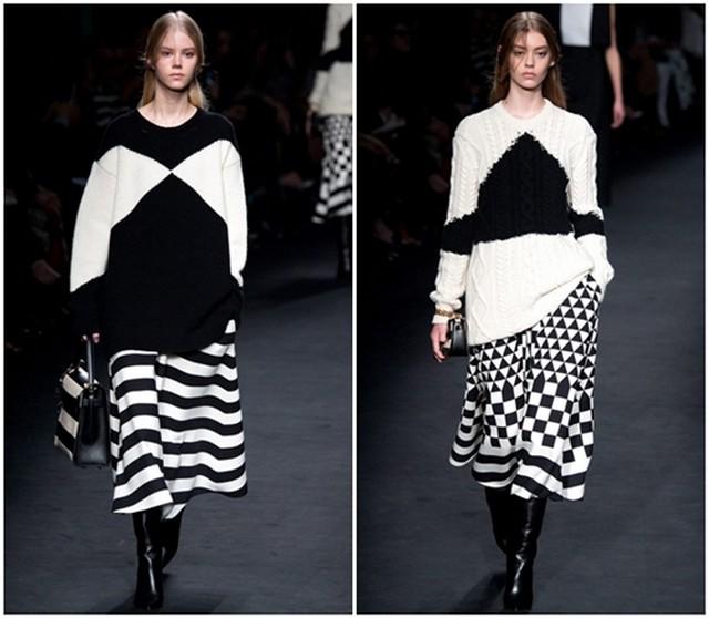 модні джемпери і светри