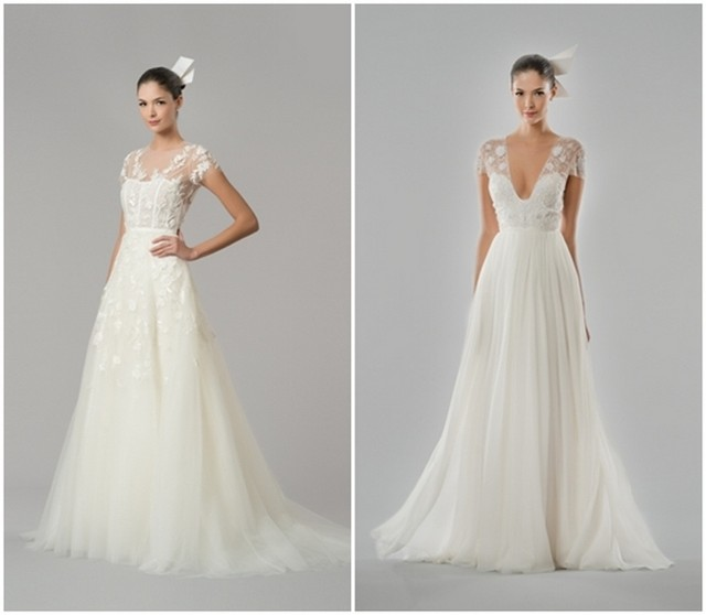 Модні весільні сукні осінь-зима 2015-2016 4cd013de8d1d7