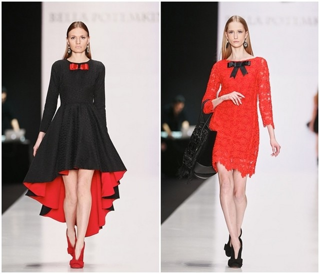 Самые Модные Платья