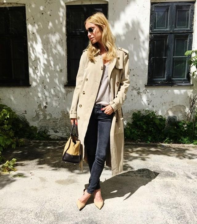 модні плащі осінь 2015