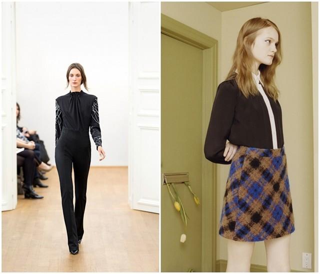 Модные Блузки Зима Осень 2015 С Доставкой