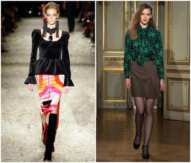 Мода 2016 Блузки