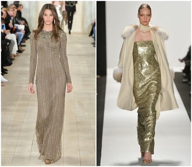 Модний тренд вечірньої моди 2015-2016 - плаття в підлогу з прозорої тканини червоного кольору. Це дійсно безпрограшний варіант, який викличе захват і захоплення оточуючих!