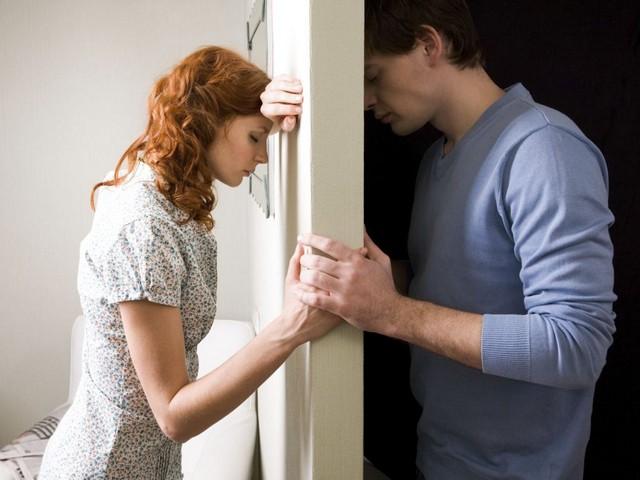 криза у сімейних відносинах