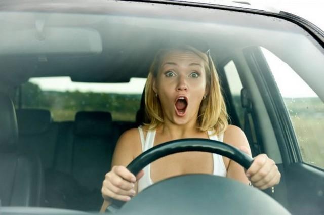 страх керування автомобілем