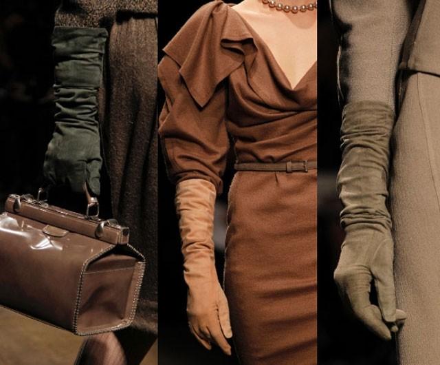 як носити рукавички