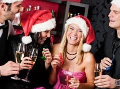 новорічні розваги