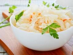 дієта на квашеній капусті