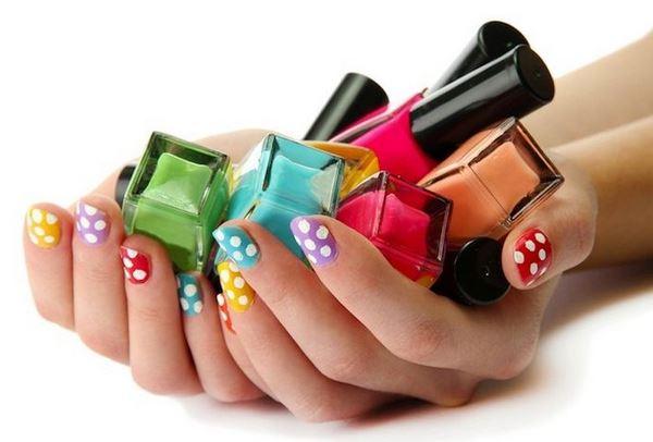 як вирати лак для нігтів