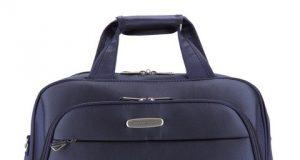 Дорожная сумка на колёсиках 56-3-485-9